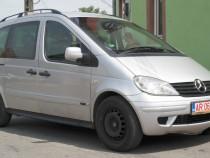 Mercedes Vaneo - an 2003 Luna 10, 1.7 Cdi (Diesel)
