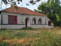 Casa batraneasca Cochirleanca, Buzau