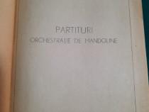 PARTITURI * ORCHESTRAȚIE DE MANDOLINE / ...