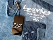 Tricouri Armani ,material tip jeans,import Italia