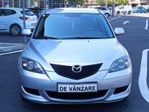 Mazda 3, motor 1.6 benzina