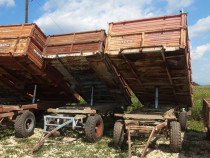 Remorci agricole basculabile 5 tone