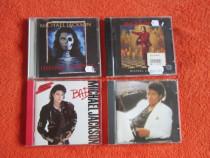 Michael Jackson -Bad,Thriller,Blood On The Dance Floor,HISto