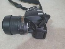 Aparat foto-video Nikon D5100 16.2MP obiectiv 18-55 VR