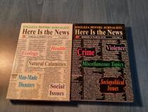 Engleza pentru jurnalisti 2 volume Barbara si Marcin Otto