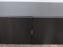 3 buc Comoda TV cu 2 usi; Dulapior cu sertare; Pantofar