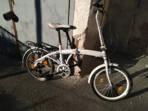 Bicicleta copii și adulți pliabilă