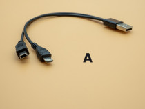 Cablu incarcare telefon/tableta/etc