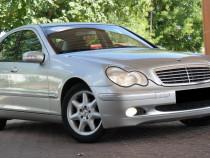 Mercedes C220 Elegance - an 2003, 2.2 Cdi (Diesel)
