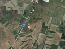 Calea sagului - intravilan industrial - 3 ha.- f.s 83 m