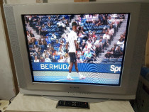 Televizor color Samsung cu telecomanda