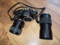 Aparat cu film cosina CT 1 super cu obiectiv de 200mm ,35-70
