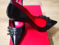 Pantofi stiletto Pura Lopez