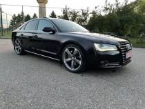 Audi A8 S-Line 3.0 Diesel 250 Cp 2013 Euro 5 Automat