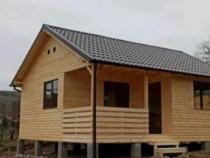 Case garaje containere cabane lemn