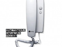 Automatizare raspuns deschidere automata interfon GENWAY