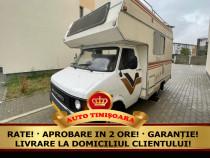 Bedford Camping An 1981 Benzina + Gaz Casa pe Roti Livrare