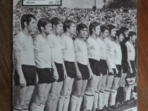 Revista Sport nr. 10 / 1972 - Fotbal Romania / CSP