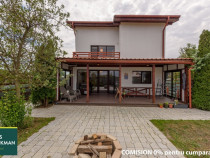 Casa P+E+Mansarda open space, 257 mp, garaj - Corbeanca