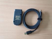 Tester VCDS ATMEGA 162 cu SOFT ORIGINAL 21.9 din 09.2021