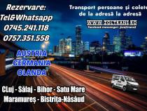 Transport persoane Romania-Germania