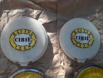 Proiectorae cromate CIBIE IODE 45 cu capace Dacia 1300 1310