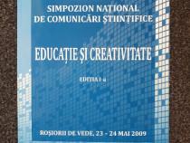 SIMPOZION NATIONAL COMUNICARI STIINTIFICE EDUCATIE SI