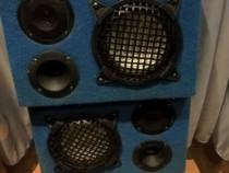 BOXE BOOM BOX 377P BLUE 125W 4 OHM