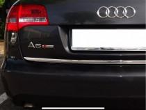 Ornament portbagaj cromat Audi A6 C6 avant break allroad