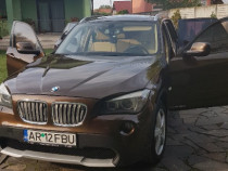 BMW X1 2010- X drive permanent