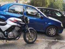 Moto Honda cb500 pc32 an 1999