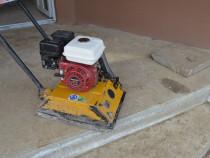 Inchiriez mai compactor, talpa vibratoare, compresor,pikamer