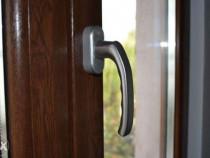 Maner fereastra (usa de balcon) marca Hoppe Argintiu