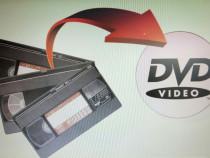 Transfer casete VHS MiniDV VHS-C HI8 VHSC