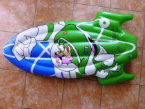 Saltea- pluta gonflabila pt inot, joaca, ramburs