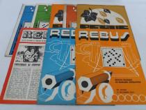 Lot 8 reviste rebus 1979