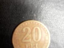 Monede vechi de 20 lei,1 leu,3lei,10 lei