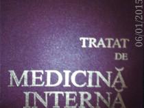 Tratat de medicina interna vol I ,bolile aparatului respirat