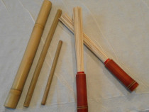 Bete bambus pentru masaj