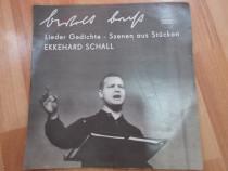 Vinil Lieder, Gedichte Und Szenen Aus Stücken Von B.Brecht,