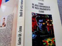 Studii de arta romaneasca, Gaston Gh. Cosma, 2003