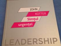 Simtul urgentei - John Kotter