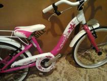 Bicicleta fete 7-10 ani