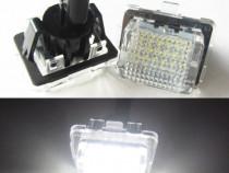 Set lampa led numar mercedes benz w204, w204 wagon w212, w22