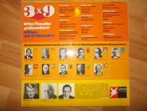 Vinil-Wim Thoelke prasentiert 9 Stars mit 27 Melodien