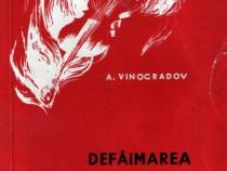 Defăimarea lui Paganini de Vinogradov