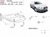 Scut metalic pentru cutia de viteze manuala Audi A4 2005-200