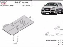 Scut metalic pentru cutia de viteze Audi Q7