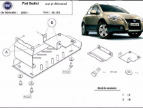 Scut metalic pentru diferential Fiat Sedici dupa 2005