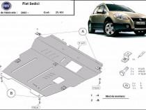 Scut motor metalic Fiat Sedici dupa 2005